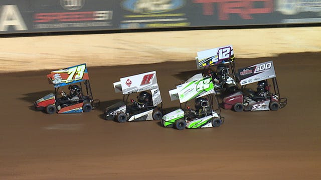 Beginner A-Main at Millbridge - Highl...