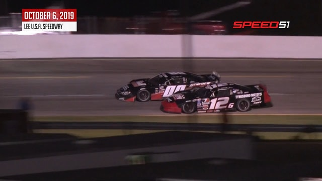 Granite State Pro Stock Series at Lee USA - Highlights - Oct. 6, 2019