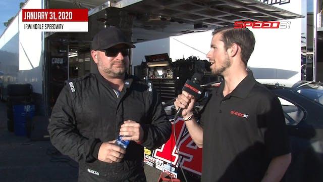 Chris Davidson and Logan Bearden at I...