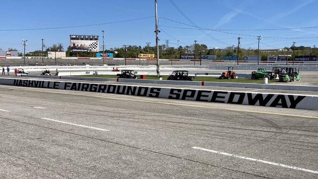 10.27.21 - Nashville Fairgrounds Speedway Hall of Fame Induction