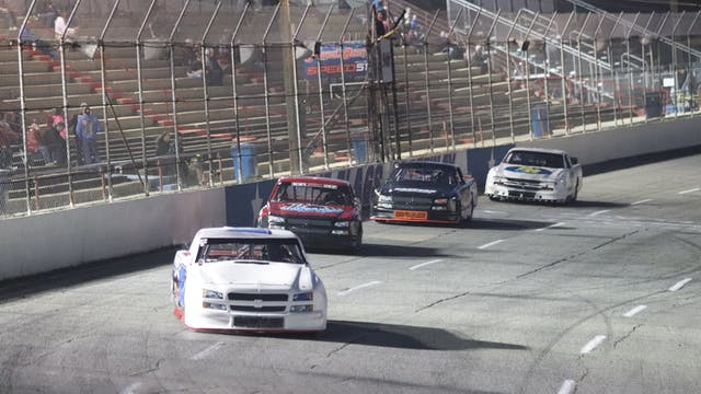 Pro Truck Feature - Five Flags Speedw...
