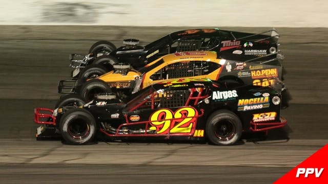 PPV Open Modifieds at Thompson - June 16