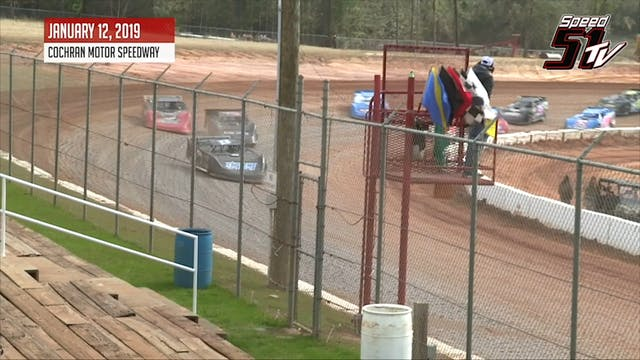 Dirt LM Sportsman at Cochran - Highli...