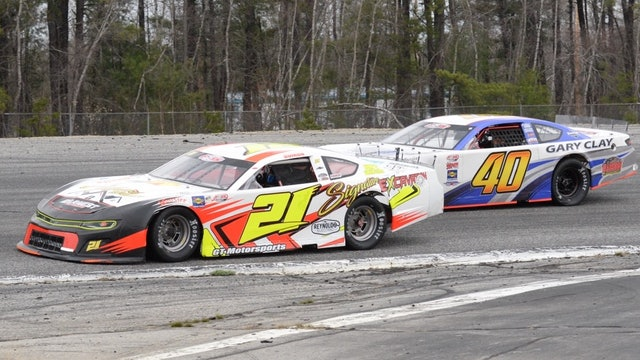 PASS Super Late Models at Oxford - Highlights - April 25, 2021