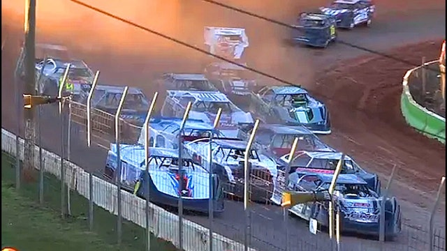 602 Late Models at Cherokee - Highlights - Feb. 29, 2020