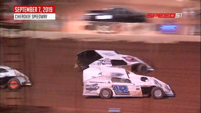 602 Open Wheel Modifieds at Cherokee ...