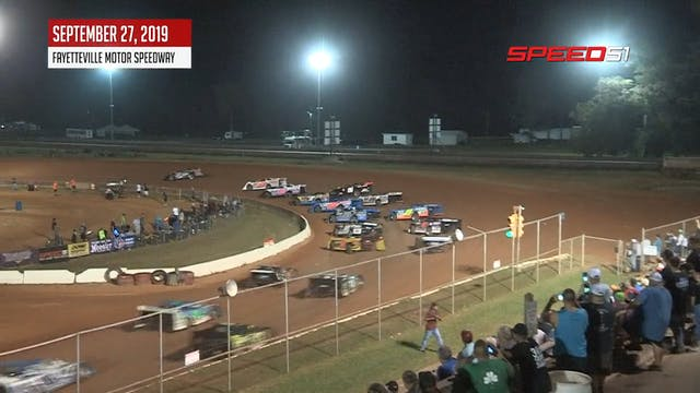 ULTIMATE Super Late Models at Fayette...