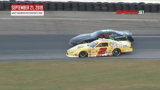 Late Model Championship Race at White...
