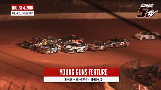 Young Guns- Cherokee Speedway - Highl...