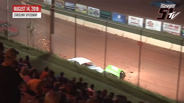 Hornets - Carolina Speedway - Highlights