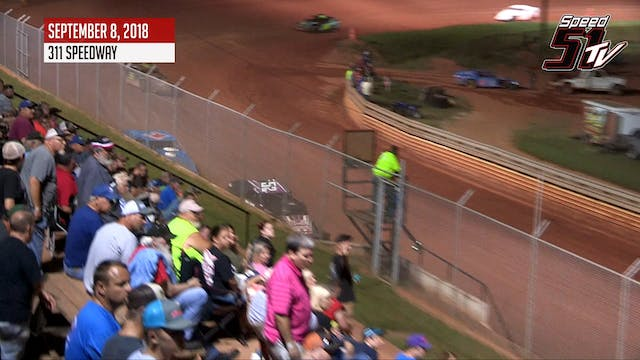 Mid-East Modified Series 311 Speedway...