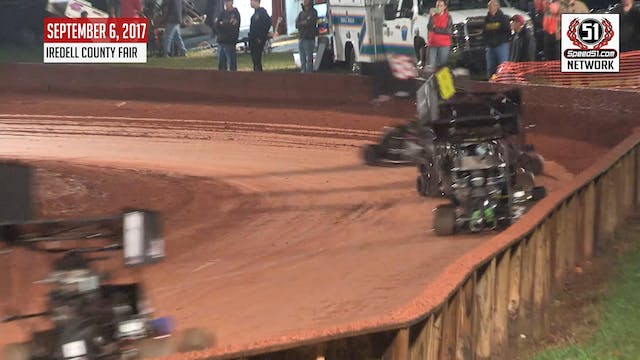 Iredell Fair - Outlaw Karts - Box Sto...