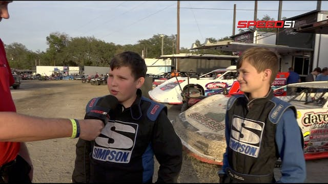Catching up with Jackson Hise and Tre...