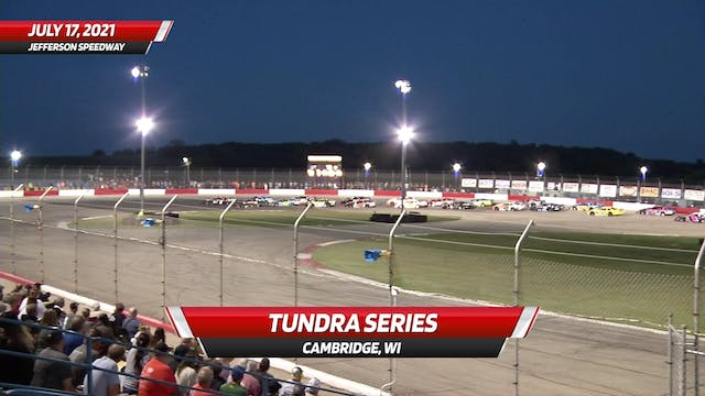 TUNDRA Late Models at Jefferson - Hig...