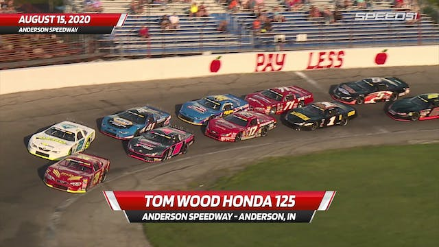 ARCA/CRA Super Series at Anderson - H...