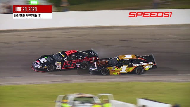ARCA/CRA Super Series at Anderson - R...