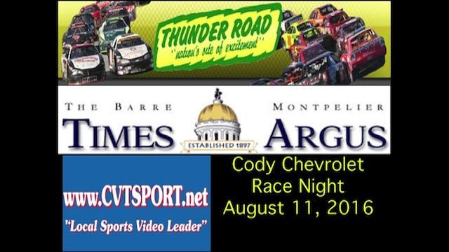 Thunder Road Weekly Racing - Highligh...