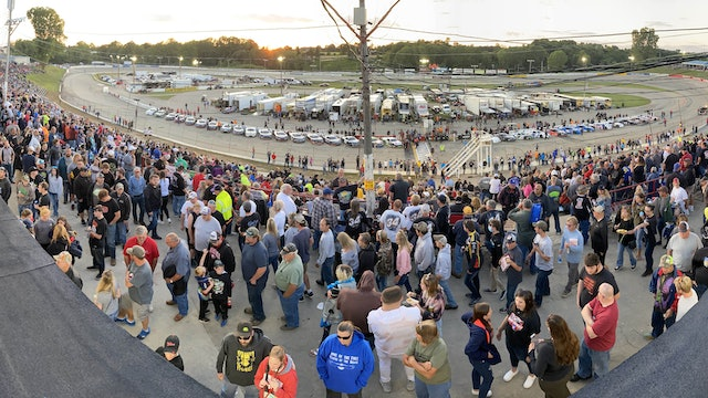 Midwest Truck Series at Wisconsin Intl. Raceway - Race Replay - Aug 8, 2020