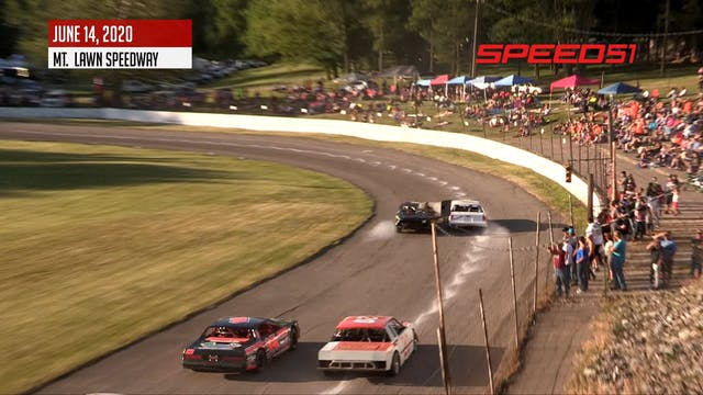 CRA Thundercar Feature at Mt. Lawn - ...