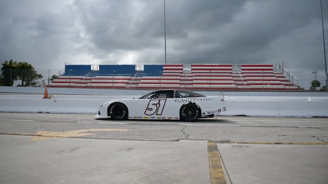 Kyle Busch Super Late Model at New Sm...
