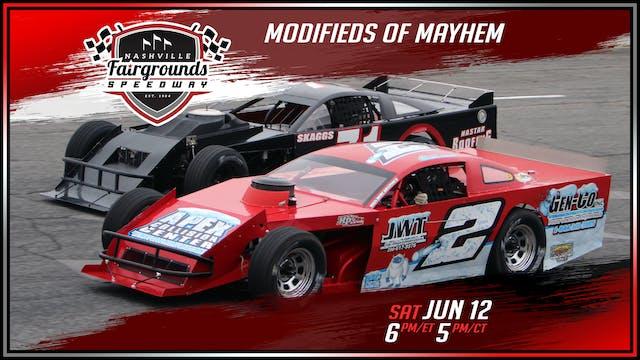 Modifieds of Mayhem at Nashville - Re...