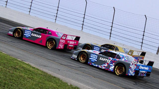 Camping World SRX Series at Lucas Oil...