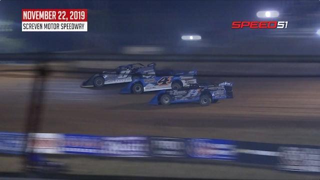 FASTRAK Racing Series at Screven - Highlights - Nov. 22, 2019