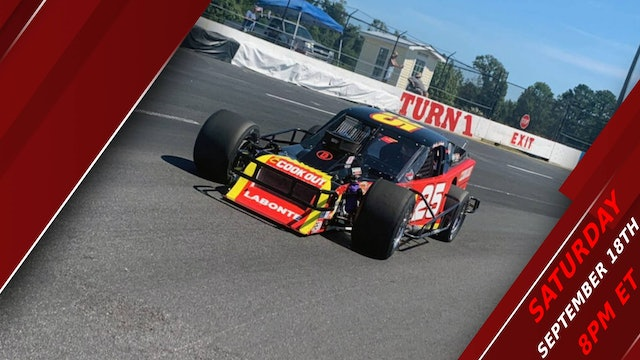 SMART Modified Tour at Dominion - Replay - Sept. 18, 2021