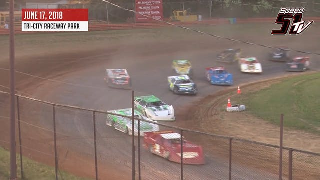 RUSH Dirt Late Models at Tri-City - H...
