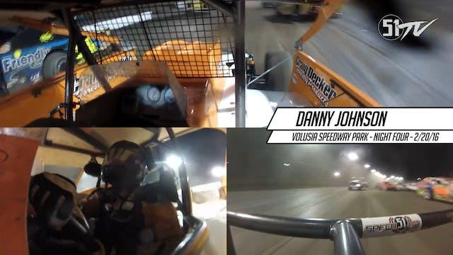 Super DIRTcar Series at Volusia - Dan...