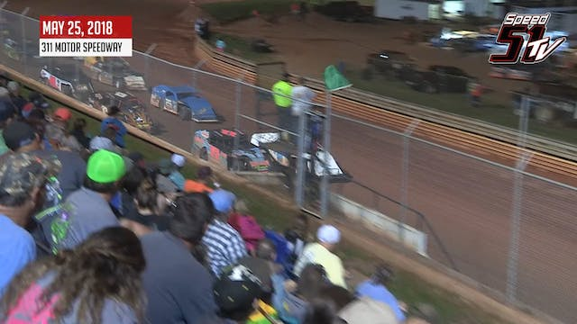 602 Dirt Late Models at 311 Speedway ...