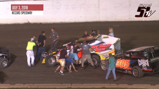 Short Track Super Series Sportsman at...