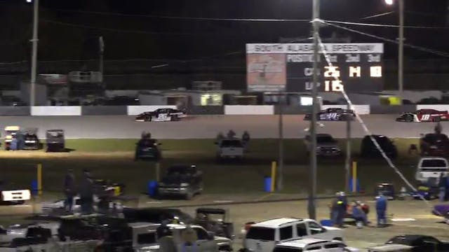 Baby Rattler 125 at South Alabama Pt ...