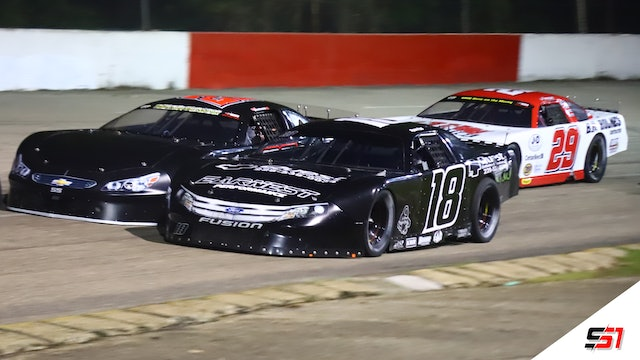 Pro Late Models at Montgomery - Replay - May 1, 2021