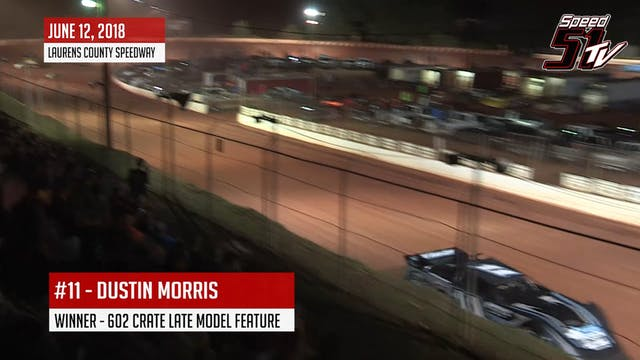 602 Crate Late Models at Laurens Co -...
