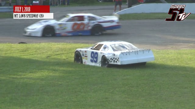 CRA Late Model Sportsman at Mount Law...