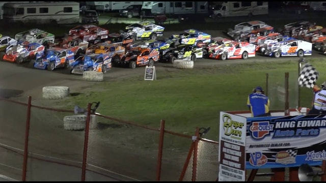 Brockville - Super DIRTcar - Falls Nationals - Highlights - October 13, 2017