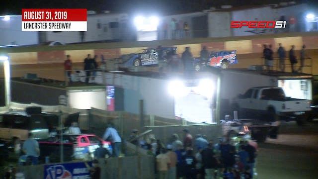 ULTIMATE Super Late Models at Lancast...