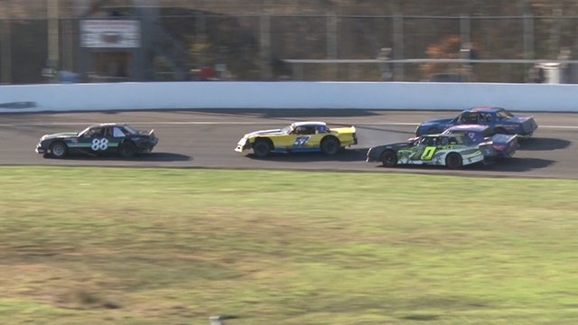 N.E. Street Stock Championship at Waterford - Highlights - Oct. 31, 2020