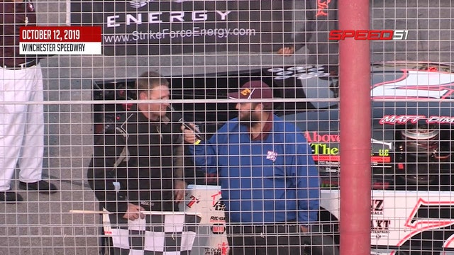 ICAR Modifieds at Winchester - Highlights - Oct. 12, 2019
