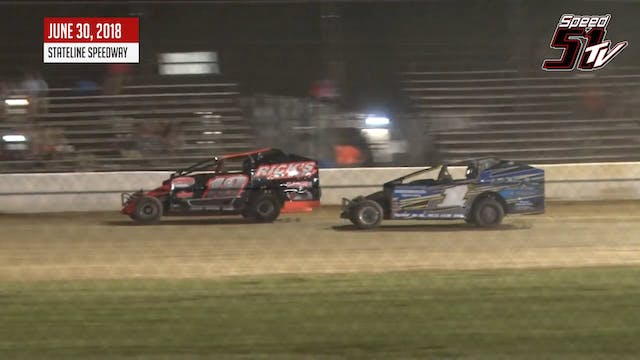 Race of Champions Dirt Sportsman at S...