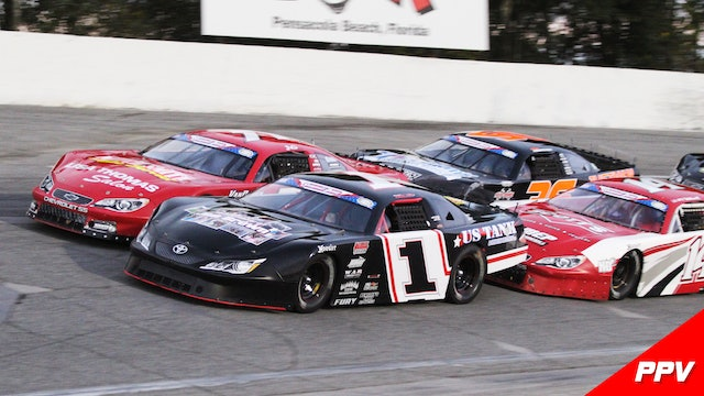 53rd Snowball Derby Saturday Features - Race Replay - Dec. 5, 2020