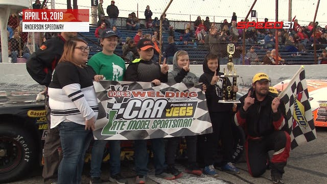 CRA LM Sportsman at Anderson - Recap ...