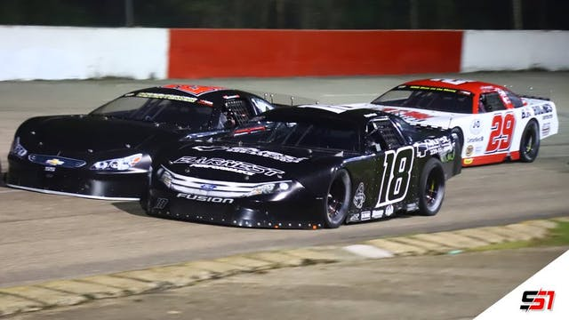 Pro Late Models at Montgomery - Highl...