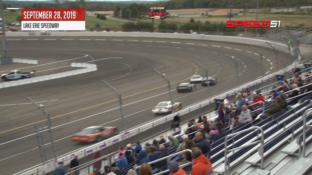 Race of Champions Late Models at Lake Erie - Highlights - Sept. 28, 2019