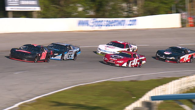 Allen Turner Pro Late Model Finale at...