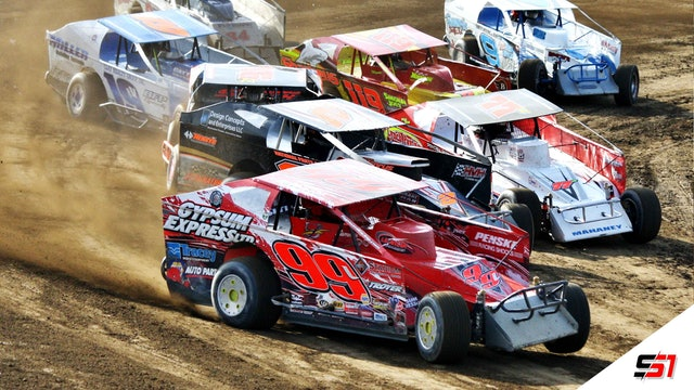 LIVE Sportsman Modifieds at Lake View - Jan. 29, 2021