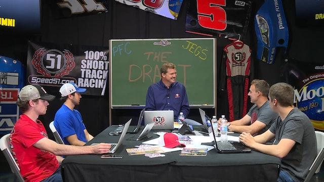 2016 Speed51 Short Track Draft - War Room Ep. 2