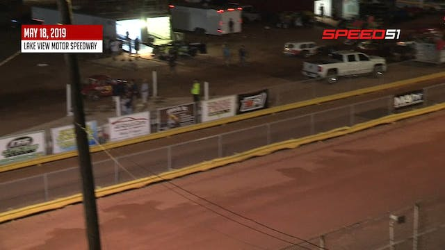 Pro Modifieds at Lake View - Highligh...