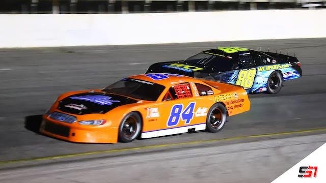 Pro Late Models at Five Flags - Repla...